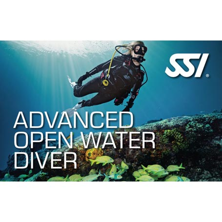 Brevetto Advanced Open Water Diver SSI