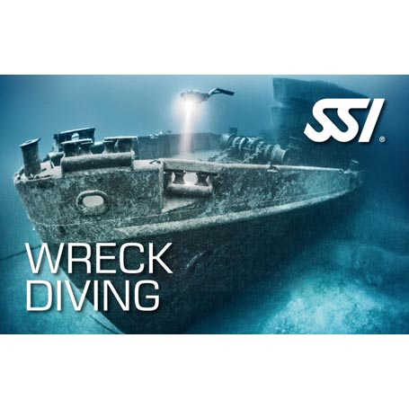 Wreck Diving SSI